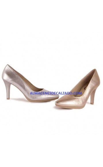 Salón Piel Metalizado GEL CHAMBY 4365